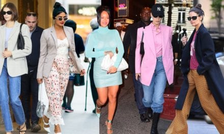 These Are the Biggest Trends Celebrities Are Wearing This Fall | Vogue