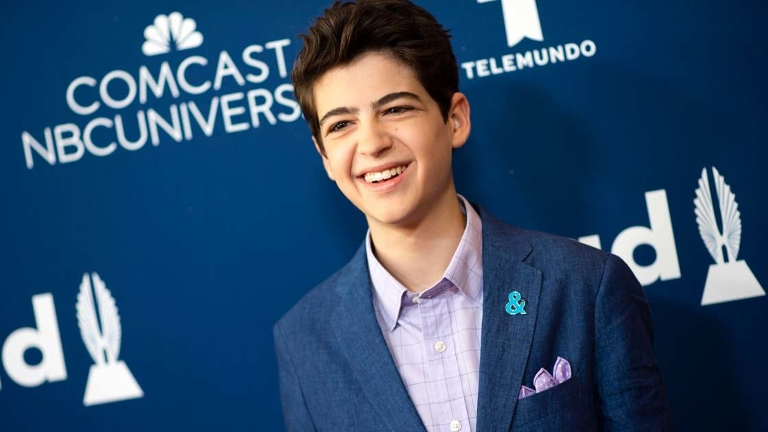 Joshua Rush Thinks a Lot More Celebrities Should Get Political | Teen Vogue
