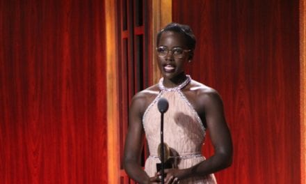 Kenya: Here Is Why Lupita Is One of the 'Most Dangerous' Celebrities Online