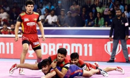 Pro Kabaddi 2019 semi-finals: Dabang Delhi beat Bengaluru Bulls to enter final – Sports News