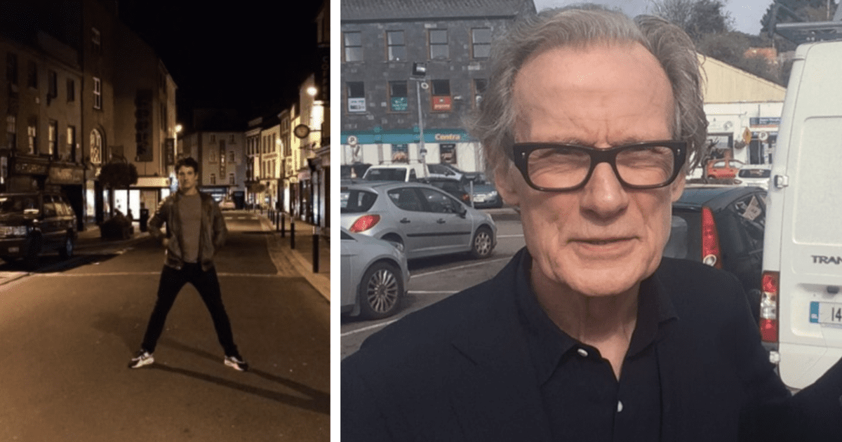 Seven times big-shot celebrities were spotted enjoying themselves around Cork –