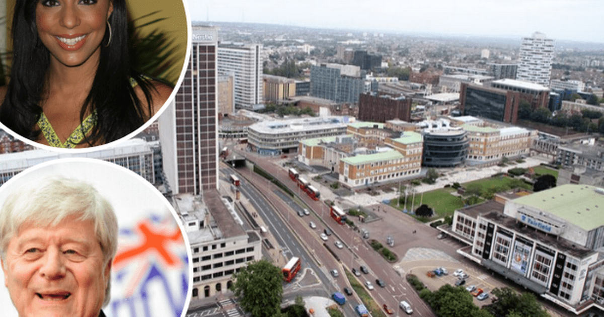 16 celebs from Croydon you could have completely ignored – MyLondon