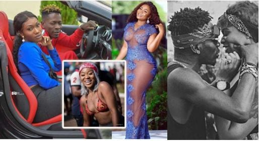 10 female celebrities Shatta Wale has allegedly dated – He is the 2face of Ghanaian music industry (Photos) — TheinfoNG