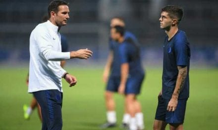 Lampard: I told Pulisic what he needs to do to get into Chelsea XI #EPL – For latest Sports news in Nigeria & World