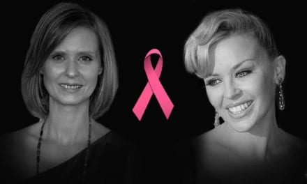 19 Celebrities Who Are Breast Cancer Awareness Heroes
