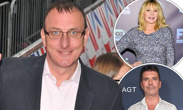 Britain's Got Talent's Ian Royce confirms he is going to rehab as celebrities send their well wishes | Daily Mail Online