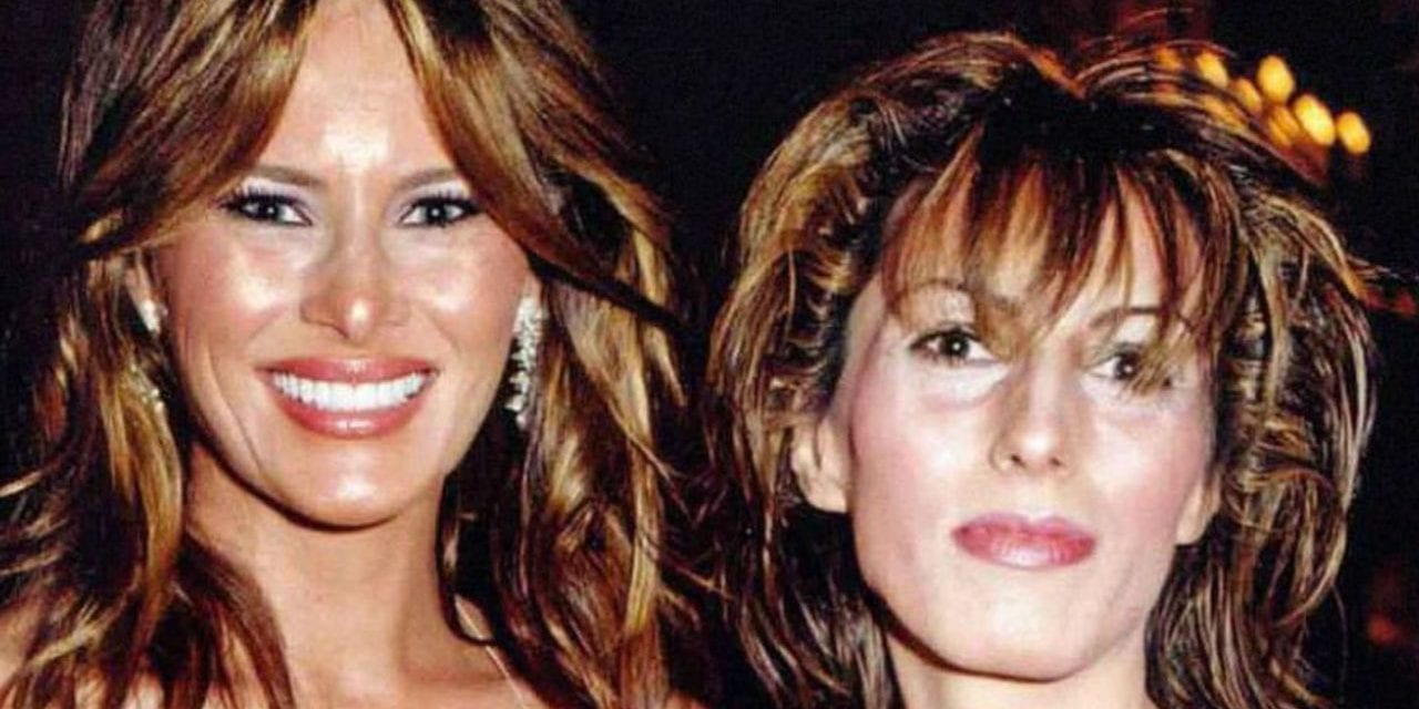 Melania's Sister Reportedly Received Citizenship Last Year — So Who Is The Mysterious Ines Knauss?