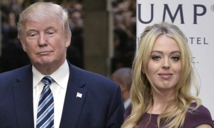 Trump Totally Ignores Daughter Tiffany's Birthday Today — Wishes the Navy Happy Birthday Instead