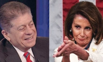 Fox News Judge Napolitano Backs Dems 'Soviet-Style' Impeachment Efforts 'It's Constitutional'