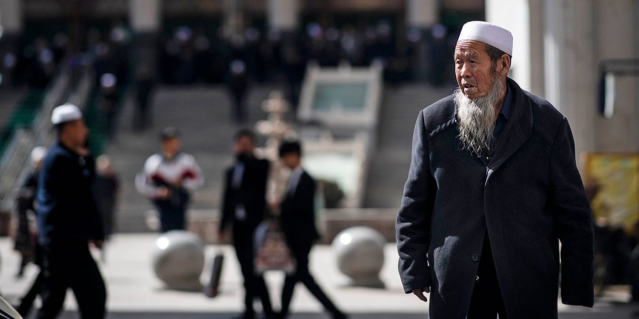 China's suppression of Islam is spreading out beyond Xinjiang – Out with the Arab-style