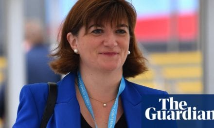 Nicky Morgan open up to changing BBC permit fee with Netflix-style membership|Media|The Guardian