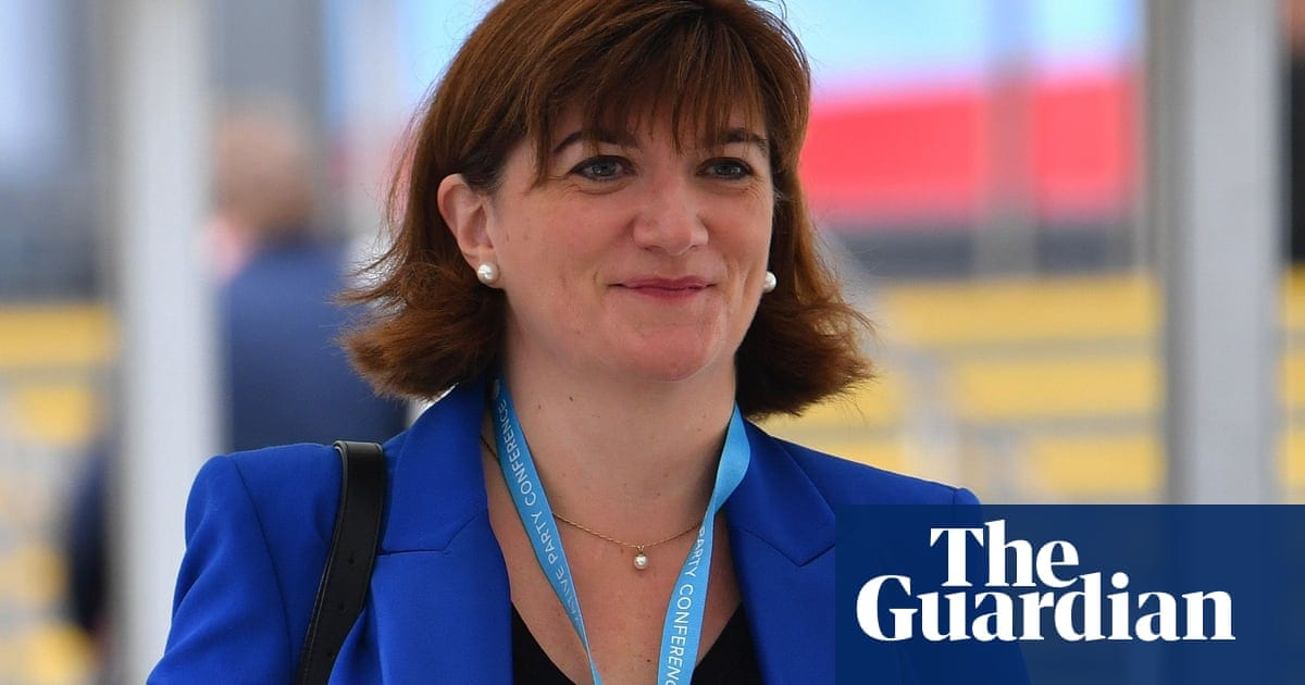 Nicky Morgan open up to changing BBC permit fee with Netflix-style membership Media The Guardian