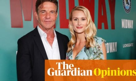 Why I worry about men who marry women 40 years younger than them | Poppy Noor | Life and style | The Guardian