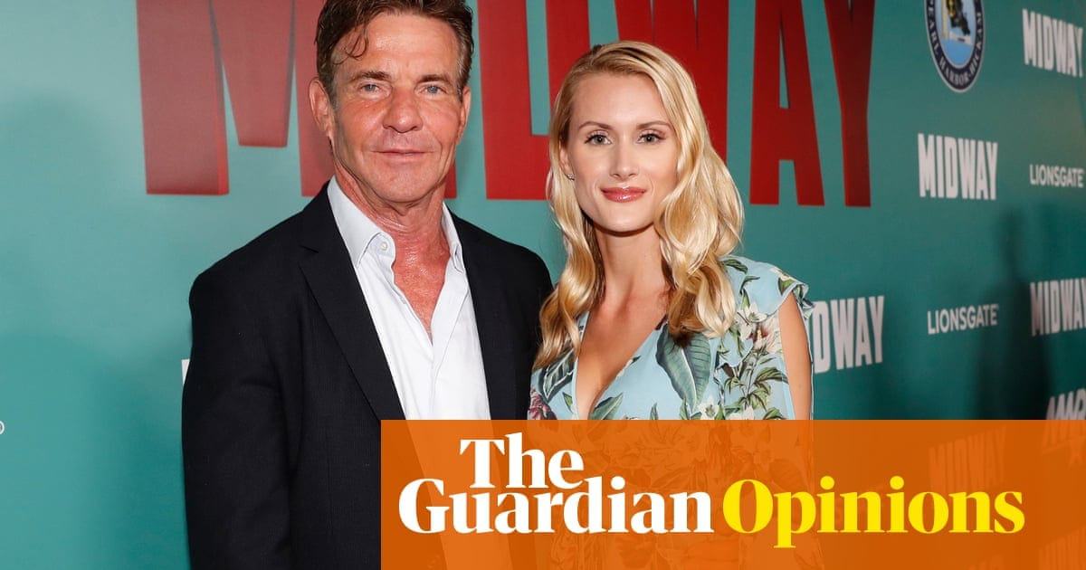 Why I worry about men who marry women 40 years younger than them   Poppy Noor   Life and style   The Guardian