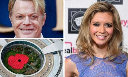 Live updates as GCHQ clues reveal the celebrities launching Poppy Appeal 2019 to join Rachel Riley and Eddie Izzard – Gloucestershire Live