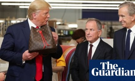 Louis Vuitton x Donald Trump: the big fashion collab no one asked for | Fashion | The Guardian