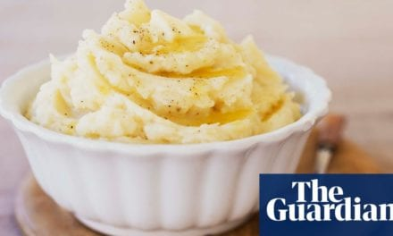 All-natural endurance: mashed potato as well as 4 various other foods that provide energy gels a run for their money|Life and style|The Guardian