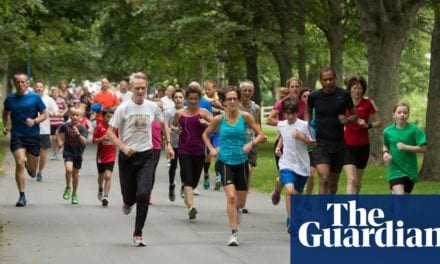 Parkrun at 15: larger, much more international– as well as slower than ever|Life and style|The Guardian