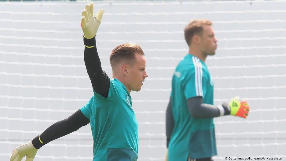 Neuer vs Ter Stegen: The melodrama that threatens to spill over | Sports| German football and major international sports news | DW | 25.09.2019