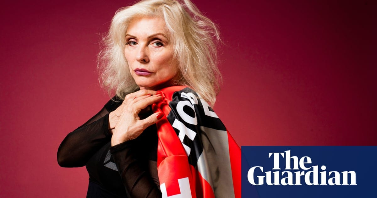 Debbie Harry on heroin, rape, robbery – and why she still feels lucky | Life and style | The Guardian
