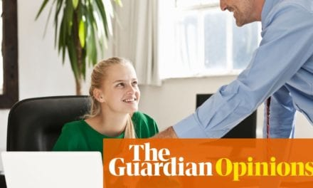 Men are like muffins: my leadership tips to help guys win in the workplace | Life and style | The Guardian