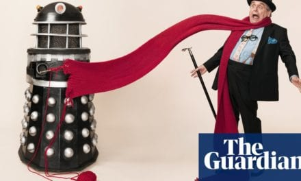 Extermiknit! Extermiknit! Doctor Who scarves tested by a Time Lord | Fashion | The Guardian