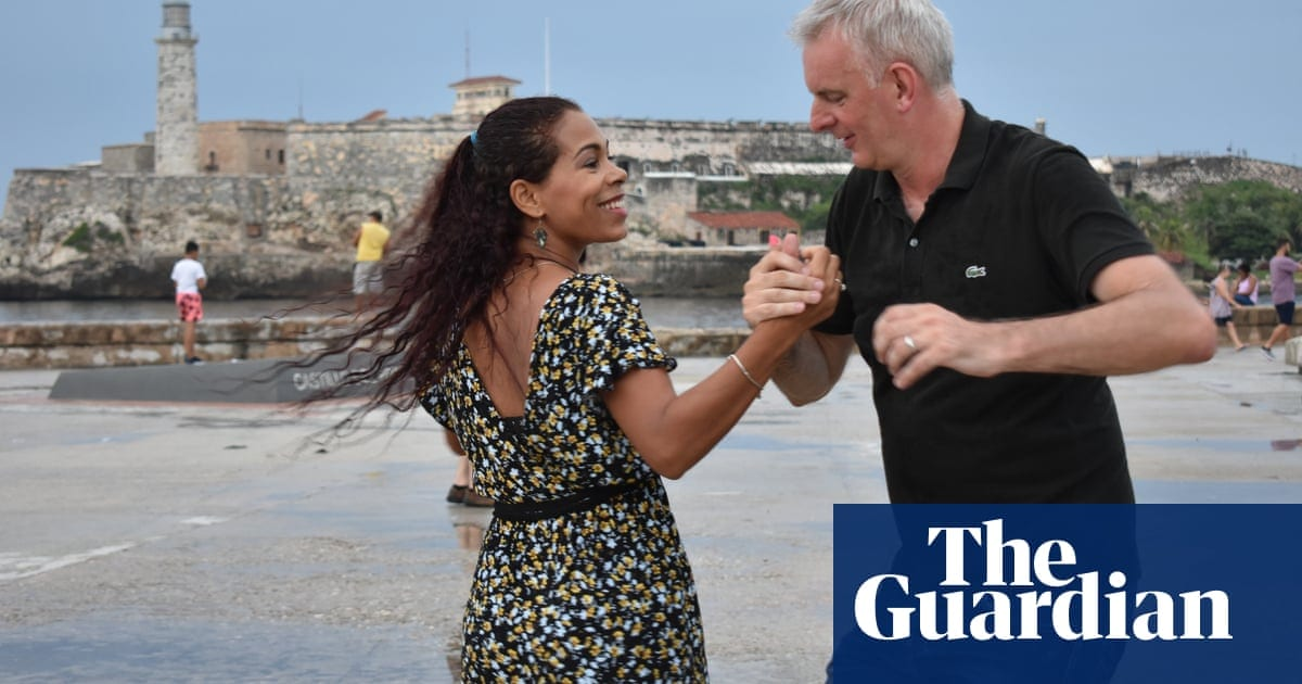 I was burnt out and lost, but salsa saved me | Life and style | The Guardian