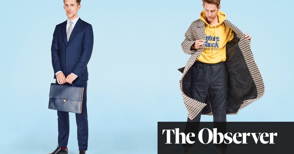 The new workwear: has the suit finally died? | Fashion | The Guardian