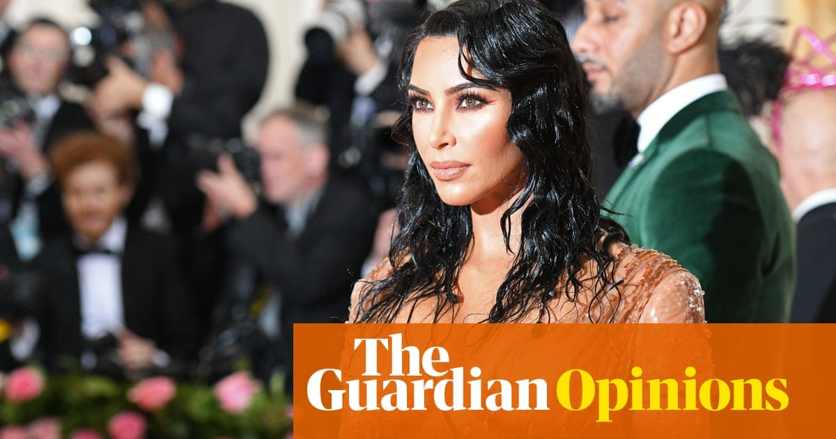 Your heart can only bleed for Kanye – his wife is too sexy, apparently | Fashion | The Guardian