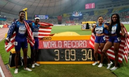 USA's Allyson Felix surpasses Usain Bolt's world record tally of gold medals at World Championships – Sports News