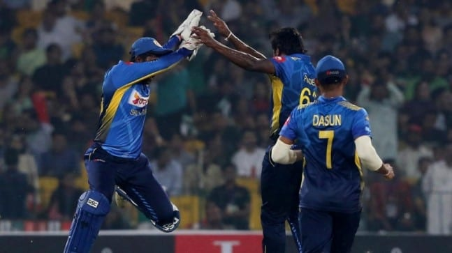 1st T20I: Top-ranked Pakistan fall to humiliating defeat at the hands of Sri Lanka – Sports News