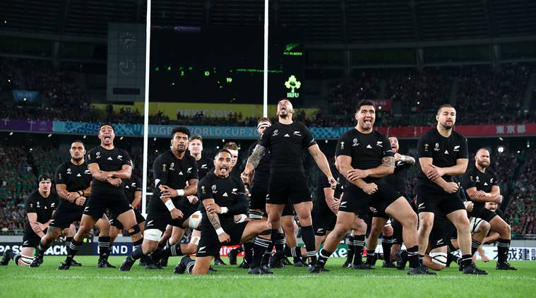 New Zealand established semifinal clash against England in Rugby Globe Cup|Sports News, The Indian Express