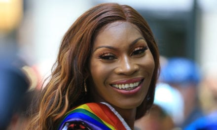 Angelica Ross, Jameela Jamil, And Other Celebrities Speak Out For Spirit Day