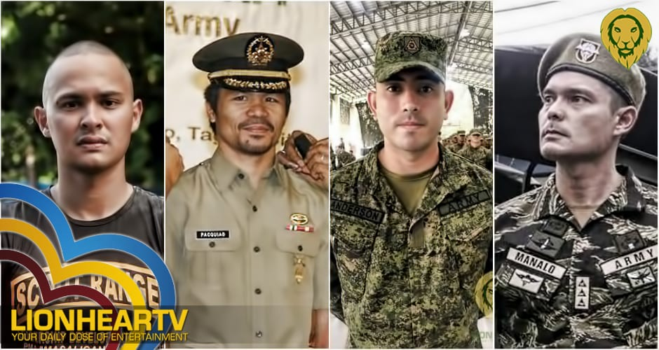 Phone call of Responsibility: 6 stars that are reserve army officers
