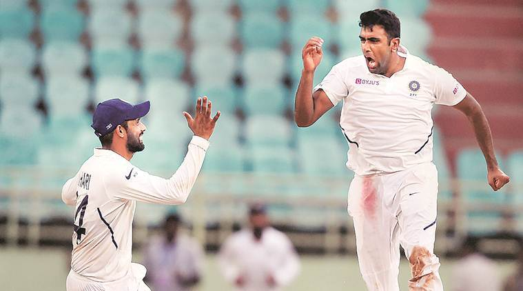 Back in XI, back among wickets, R Ashwin rediscovers love for the game | Sports News, The Indian Express