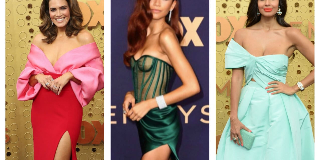 The Best Dressed Celebrities On The 2019 Emmys Red Carpet