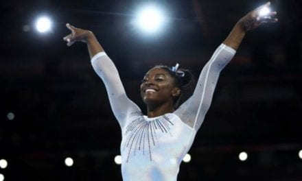 Simone Biles claims record fifth all-around world title – Sports News