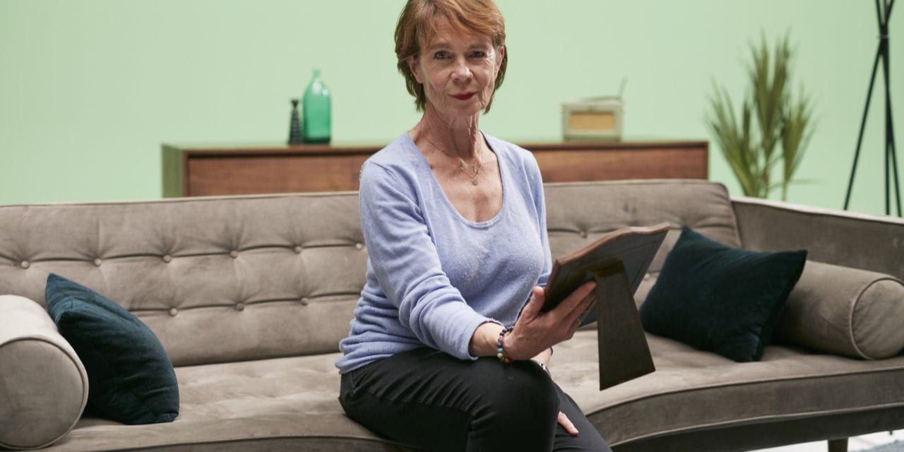 Isle Of Wight's Celia Imrie Among Celebrities Standing Up To Cancer