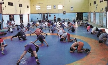 Where everyone wrestles | Sports News, The Indian Express