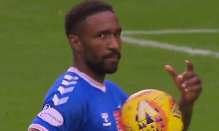 'YOU HAVE TO RESPECT YOUR NEIGHBOURS,' DEFOE | Scotzine