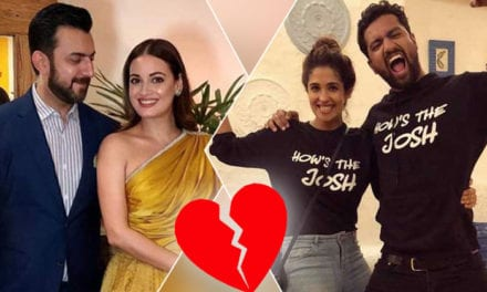 Dia Mirza to Vicky Kaushal- Bollywood celebrities that damaged up this year