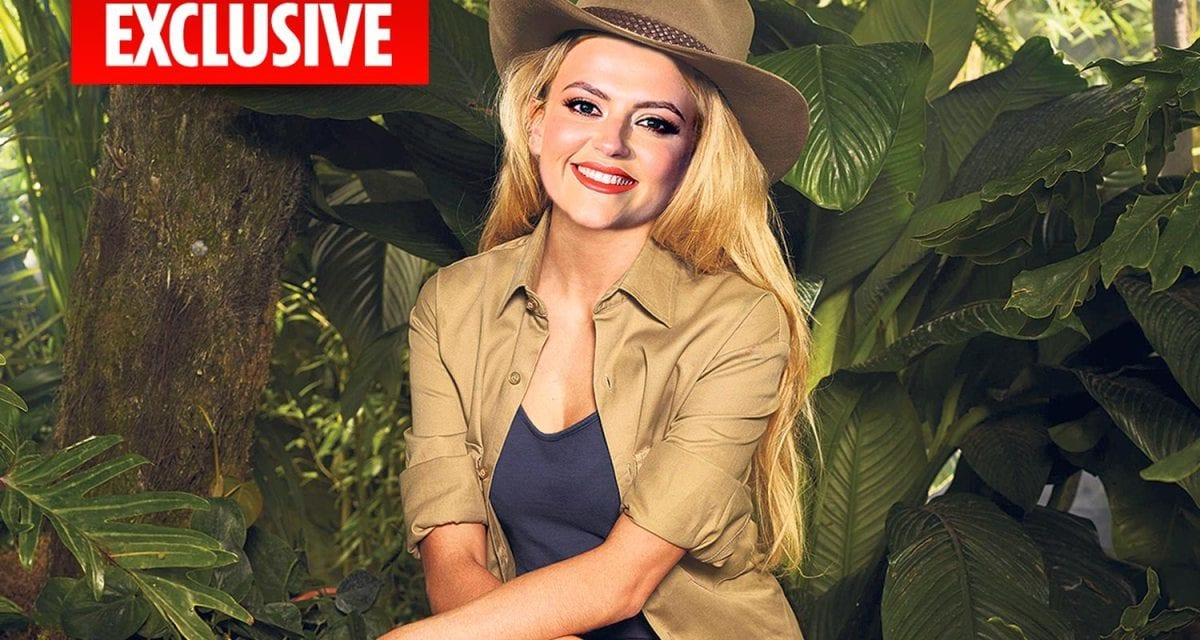 Corrie star Lucy Fallon swaps the cobbles for the jungle as she's lined up for I'm A Celebrity