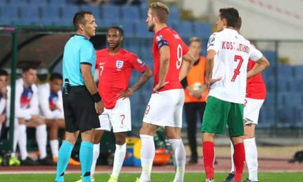 England's Euro qualifier halted twice over racist chants in Bulgaria | Sports News, The Indian Express