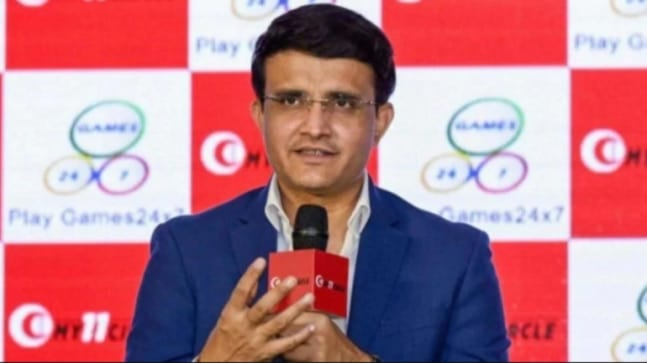 Met Amit Shah for first time, there was no political development: Sourav Ganguly – Sports News
