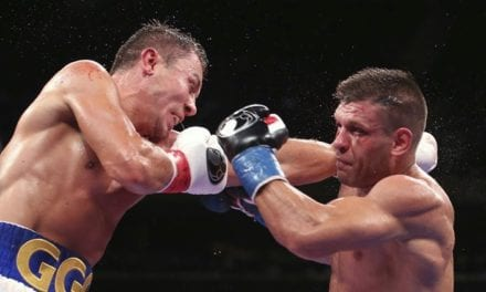 Gennadiy Golovkin edges Sergiy Derevyanchenko to regain middleweight title | Sports News, The Indian Express