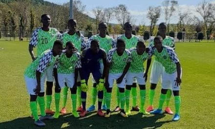 UEFA/CAF Tourney: Senegal's Strong Second Half Show Condemns Eaglets to 4-2 Loss – For most recent Sports information in Nigeria & World