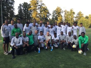 Brazil Friendly: Omeruo, Abdullahi, Awaziem back Eagles As Rohr chooses Azeez, Olayinka 9ja – For most current Sports news in Nigeria & Globe