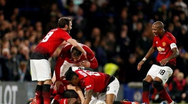 Liverpool Confronts Manchester United at Old Trafford in EPL Title Race   BizWatchNigeria.Ng