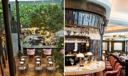 10 London Restaurants Celebrities Really Consume At|TheTravel