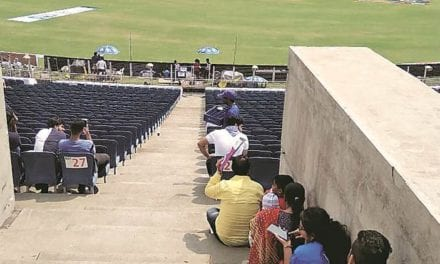 How to turn fans away from Test cricket? Leave them out to bake in sun, MCA style | Sports News, The Indian Express